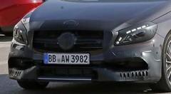Future Mercedes-AMG A 45 2016 : plus de 400 chevaux ?