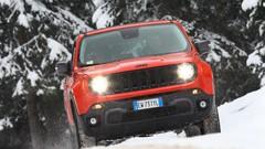 Jeep Renegade élu « 4×4 de l'année 2015 »