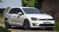 Essai Volkswagen Golf GTE (2015 - ) : Mise au vert