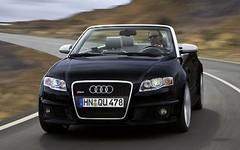 Essai Audi RS4 Cabriolet : Pur plaisir