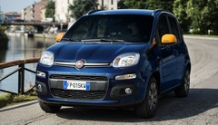 La Fiat Panda enfile son K-Way !