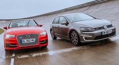 Essai Volkswagen Golf GTE vs Audi A3 Sportback e-Tron: Techno-parade