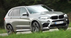 Essai BMW X5 M : char rapide