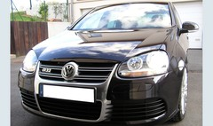Marche arrière : La Volkswagen Golf V R32
