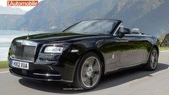 Rolls-Royce Dawn : À l'aube 2016