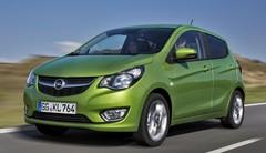 Essai Opel Karl (2015) : elle vaut bien mieux que son nom !