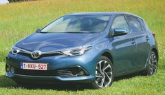 Essai : Toyota Auris restylée (2015)