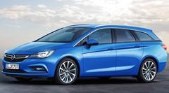 Opel Astra Sports Tourer 2016 : Déménageur allégé