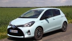 Essai Toyota Yaris Hybride: La citadine made in France
