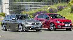 Essai Peugeot 308 BlueHDi 120 vs BMW 116d