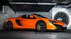 Essai McLaren 650S Spider : No Substitute !