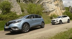 Comparatif: Renault Espace 5 ou Volvo XC60 ?