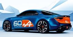 Renault dévoile l'Alpine Célébration aux 24 Heures du Mans
