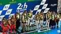 24 h du Mans 2015 : Bamber, Hulkenberg et Tandy sous le feu des projecteurs