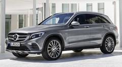 Mercedes GLC 2015 : Le grand frère du GLA qui remplace le GLK