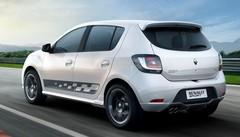 Renault présente la Sandero RS pour l'Amérique latine