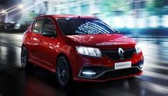 Voici la Renault Sandero RS