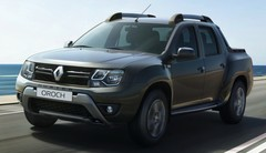 Renault Duster Oroch (2015) : premières photos du Duster pick-up