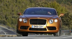 Essai : Bentley Continental GT V8