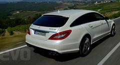 Essai : Mercedes CLS 63 AMG Shooting Brake