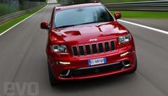 Essai Jeep Grand Cherokee SRT