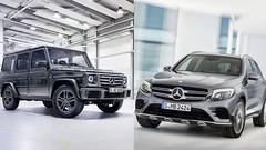 Mercedes Classe G et GLC : les tarifs