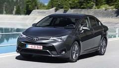 Essai Toyota Avensis : comme neuve