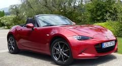 Prise en mains Mazda MX-5 : retour aux sources