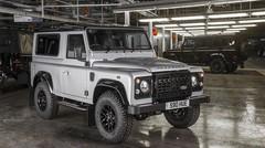 Land Rover dit adieu au Defender avec un exemplaire unique
