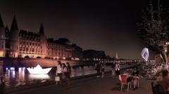 Paris – voies sur berge : vers la fermeture de la rive droite