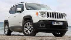 Essai Jeep Renegade 4×2 MultiJet 120, l'Italo-Américain