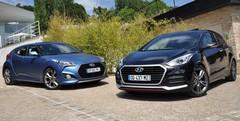 Essai Hyundai i30 Turbo et Veloster Turbo : fausses jumelles
