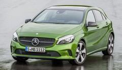 Nouvelle Mercedes Classe A (2015) : premières photos officielles