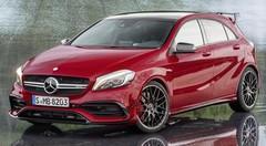 Mercedes Classe A 2015 : restylage en règle pour la compacte teutonne