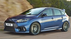 Costaude ou pas, la nouvelle Ford Focus RS ?