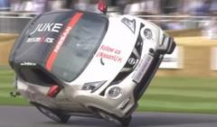 Goodwood : le Nissan Juke RS bat le record de la piste