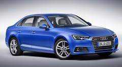 Nouvelle Audi A4 (2015) : première photos et vidéo officielles