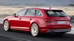Nouvelle Audi A4 avant (2015) : vidéo du break de référence ?