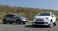Essai Renault Captur vs Fiat 500 X : Al dente