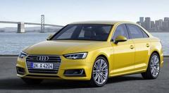 L'Audi A4 officiellement dévoilée