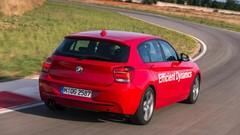 BMW teste l'injection d'eau sur une Série 1 de 218 ch