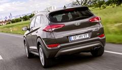 Essai Hyundai Tucson : Viser toujours plus haut !