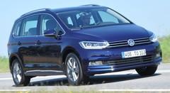 Essai Volkswagen Touran : sans surprise et sans souci