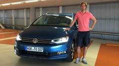Essai Volkswagen Touran : rival du GranTourer ?