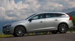 Essai Volvo V60 D6 TwinEngine Plug-in Hybrid : l'hybridisation à la suédoise