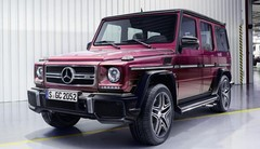 Mercedes : le Classe G est parti pour durer