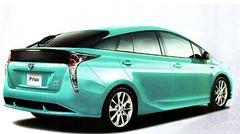 La future Toyota Prius piégée ?