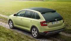 La Skoda Rapid Spaceback gagne une version ScoutLine