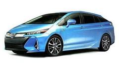 La future Toyota Prius en fuite