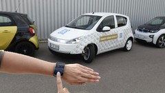 Concept : ZF Smart Urban Vehicle